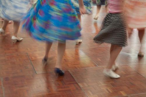 ladies who Dance